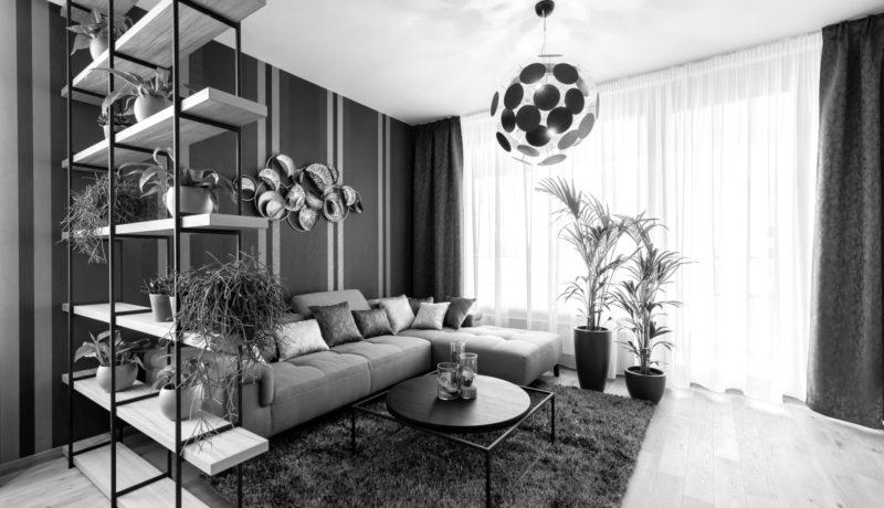 Rezidence Waltrovka – vzorový byt